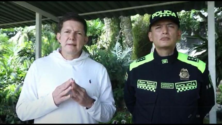 Minjusticia pide abrir investigación contra juez que otorgó domiciliaria a hijo de 'La Gata'