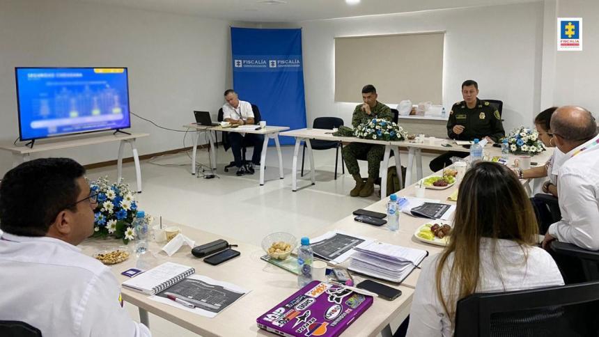 En Sucre fortalecerán la lucha contra la delincuencia organizada