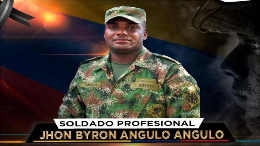 Atentado en Tibú deja un soldado muerto y 4 más heridos