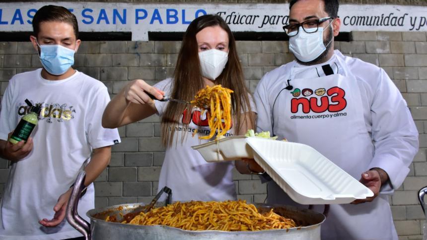 Con recetas conmemoran Día de la Alimentación en Villas de San Pablo