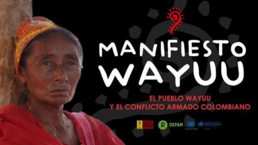 Los wayuu alistan su undécima  muestra de cine y audiovisuales