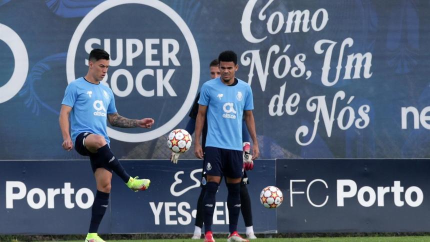 Porto, con Díaz y Uribe, enfrenta a un renacido Milan en la 'Champions'