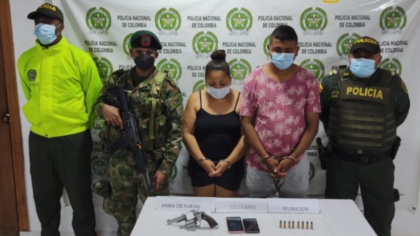 Cae presunta integrante del Clan del Golfo en Montelíbano, sur de Córdoba