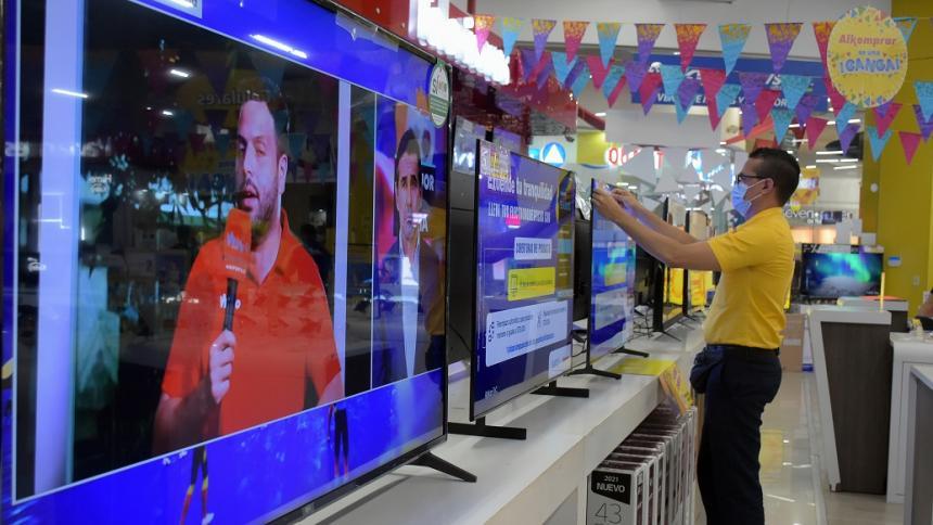Economía de Colombia creció 13,2% en agosto