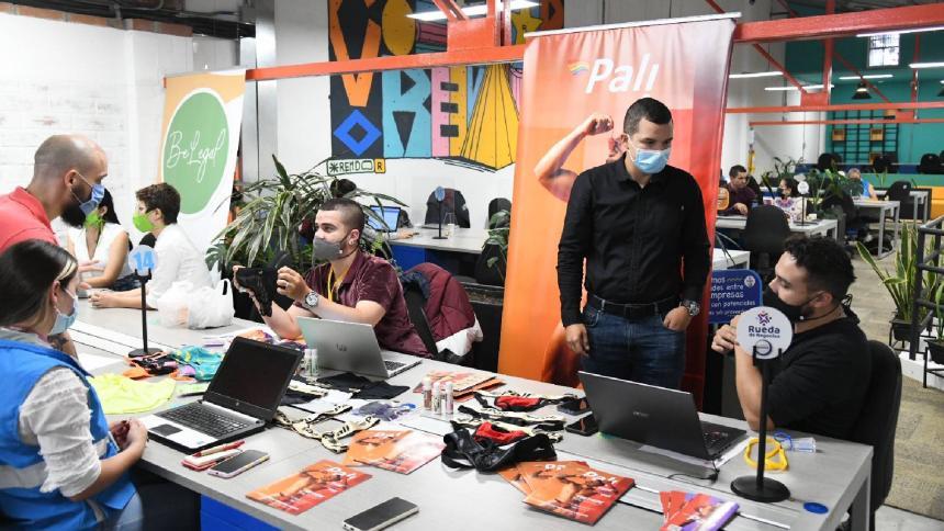ENTerritorio organiza rueda de negocios para empresarios LGBTI