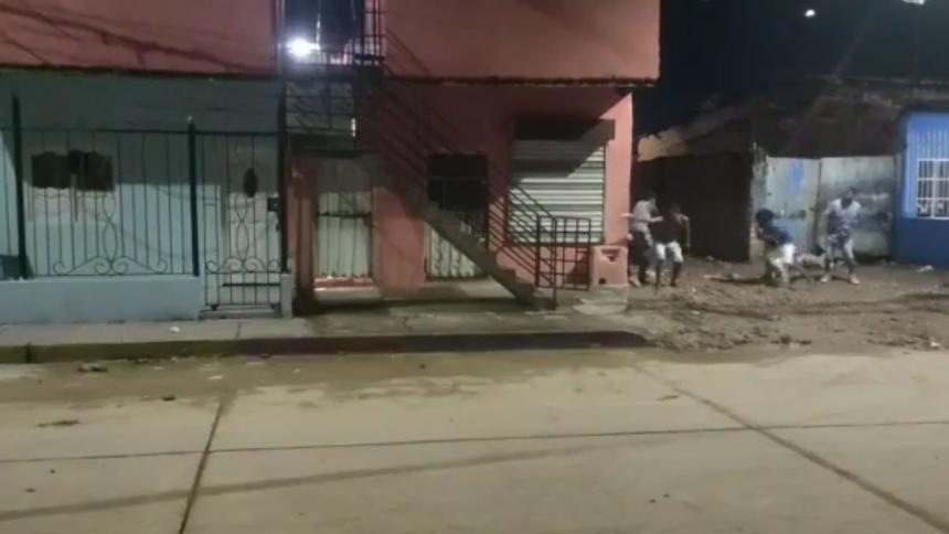 Habitantes de Rebolo denuncian que enfrentamientos entre bandas no paran
