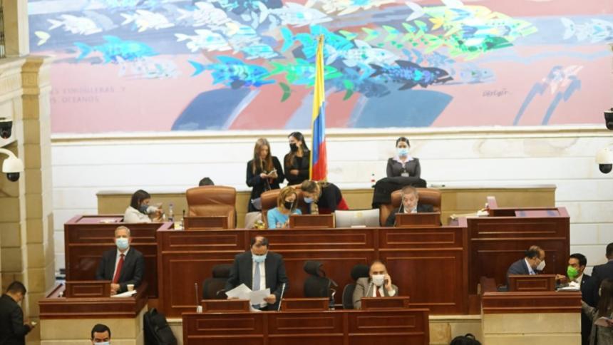 Congreso aprueba el Presupuesto 2022 con modificación de ley de garantías