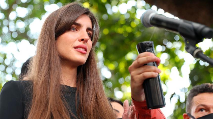 ¿Quién es Camila Fabbri, la esposa del empresario Alex Saab?