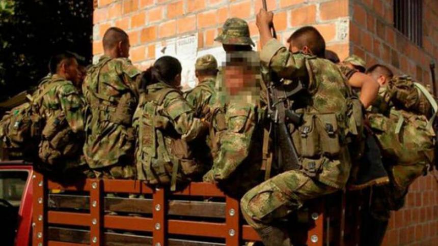 Colombia denuncia reclutamiento de menores migrantes por grupos armados