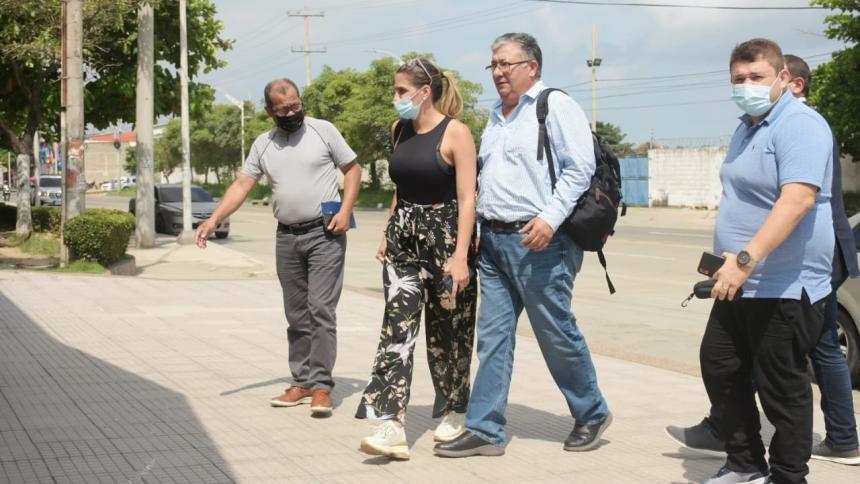 Comisión de la Asamblea Nacional de Venezuela realiza visita a Monómeros