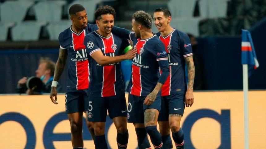 """Marquinhos dice que Neymar fue """"malinterpretado"""" al insinuar adiós tras Catar"""