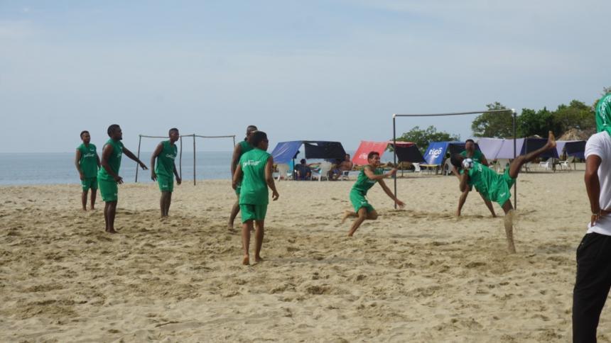 Los Juegos Nacionales de Mar y Playa se inician este viernes