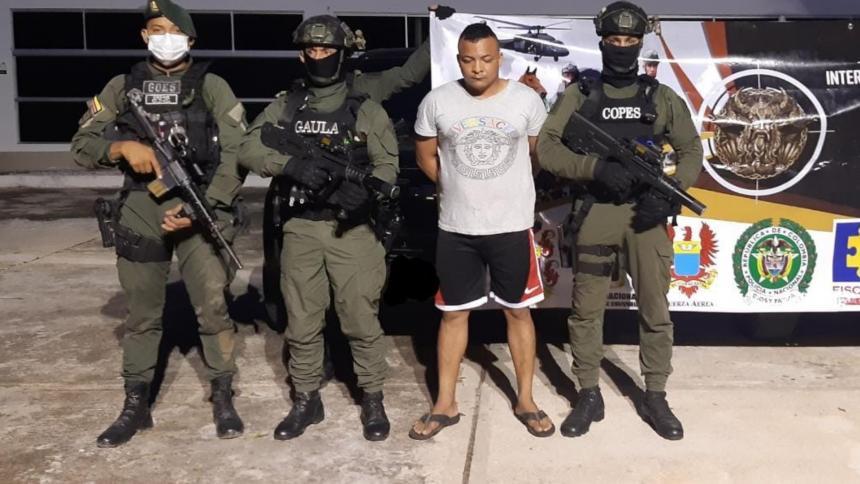 Los Pachenca: Cárcel para alias Kevin Cobre