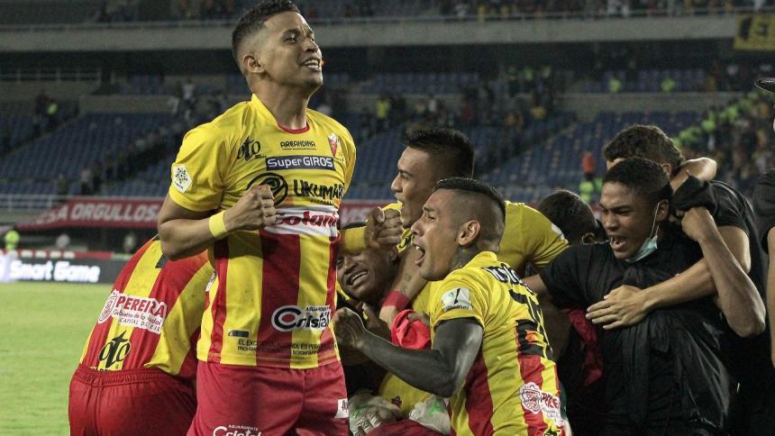 Pereira hace historia y llega a la final de la Copa Colombia