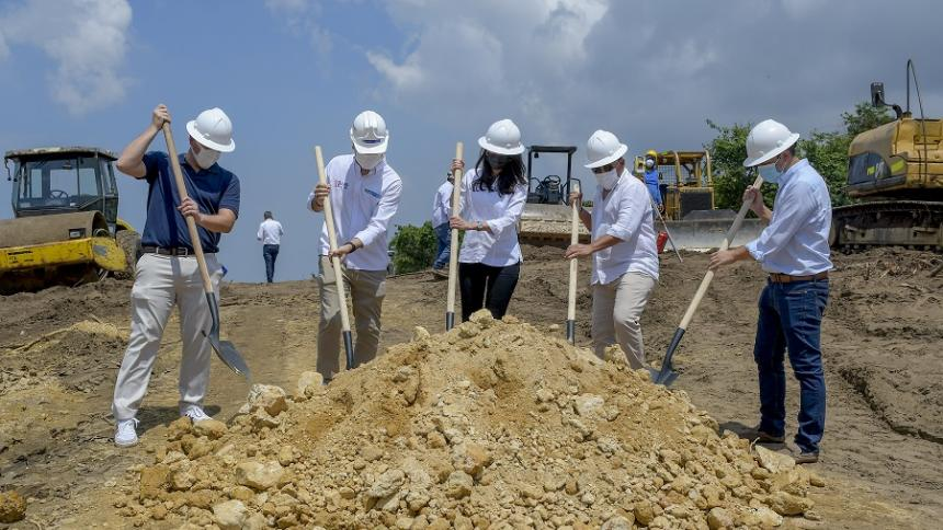 Se inicia construcción de más de 11 mil viviendas en Puerto Colombia