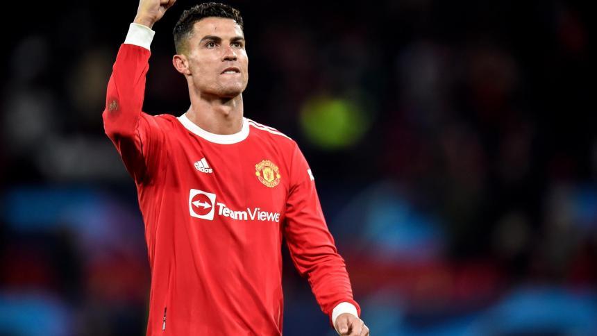 """Solskjaer, sobre comparación C.Ronaldo-Salah: """"Siempre apoyaré a Cristiano"""""""