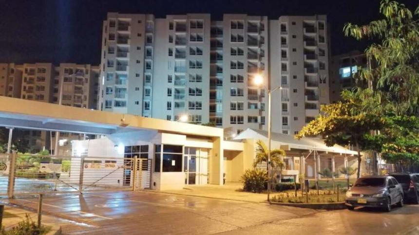 Murió un niño de 6 años al caer de un quinto piso en Cartagena