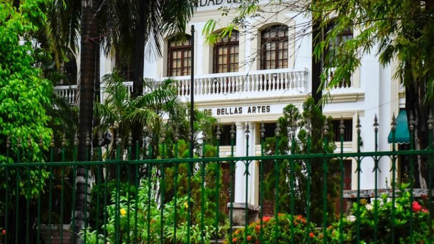 Reconstrucción de Bellas Artes a la espera de aprobación jurídica