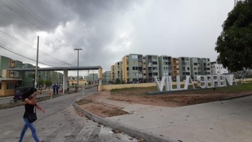 Air-e detecta conexiones ilegales en Villa Serena, Soledad