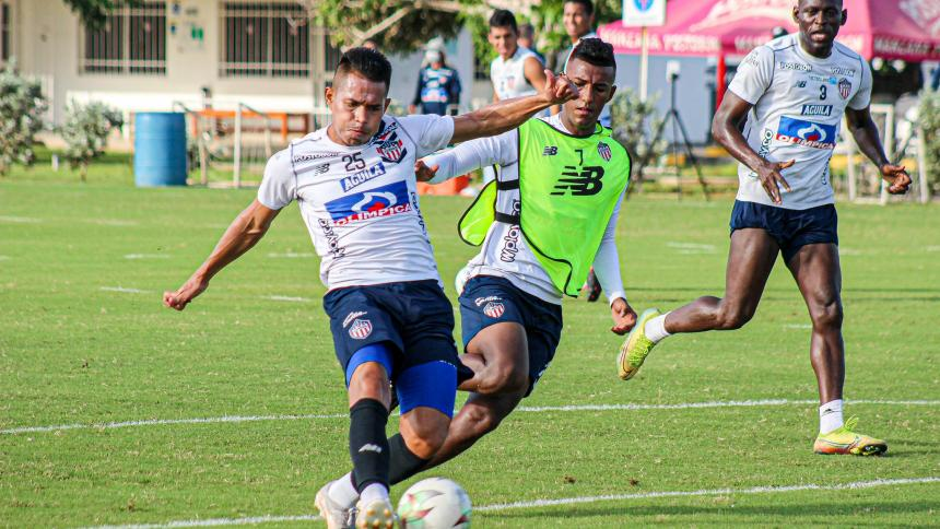 Juan Sebastián Herrera analizó su presente en Junior de Barranquilla