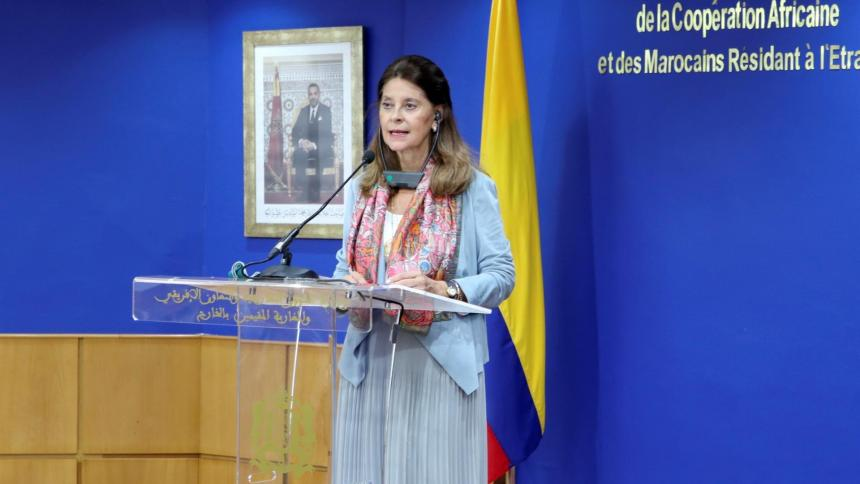 Colombia extenderá su jurisdicción consular al Sahara Occidental