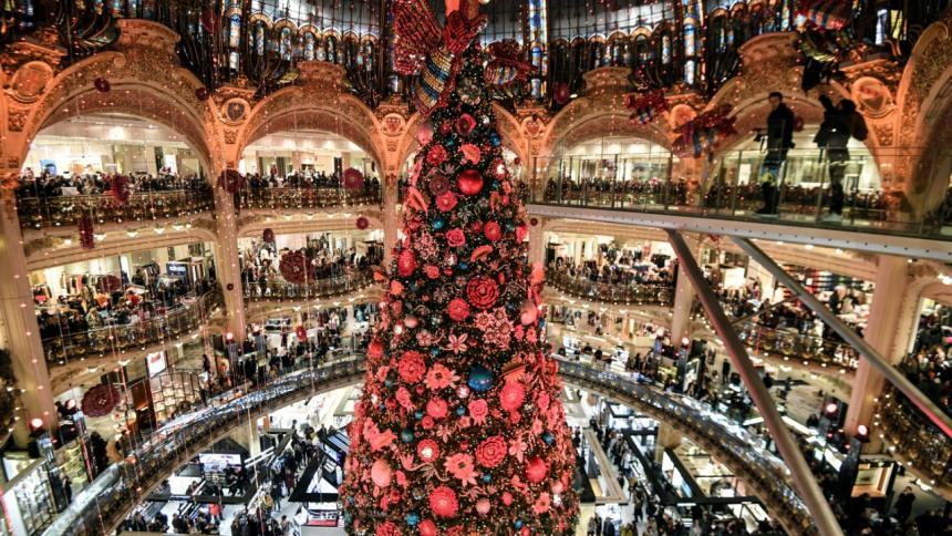 En imágenes | El mundo comienza a alistarse para la llegada de la Navidad