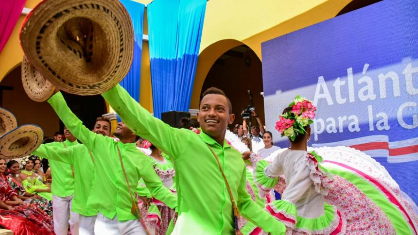 Carnaval del Atlántico rinde homenaje a la diversidad cultural