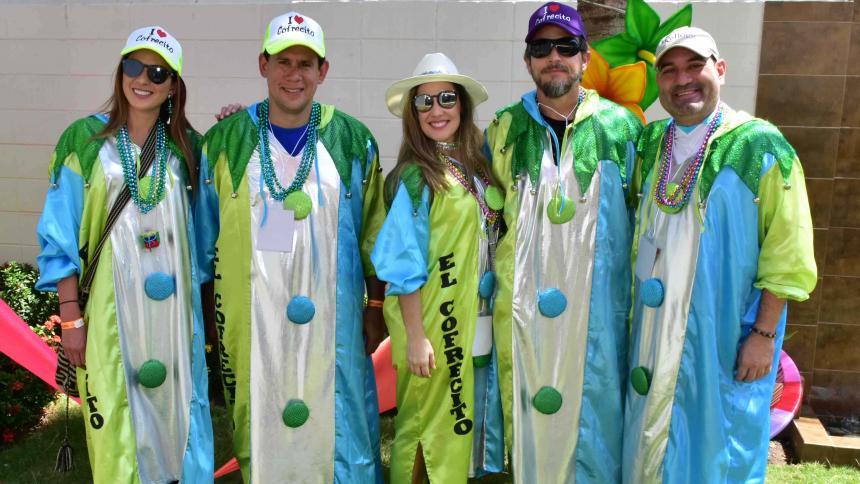 El Cofrecito en Carnaval