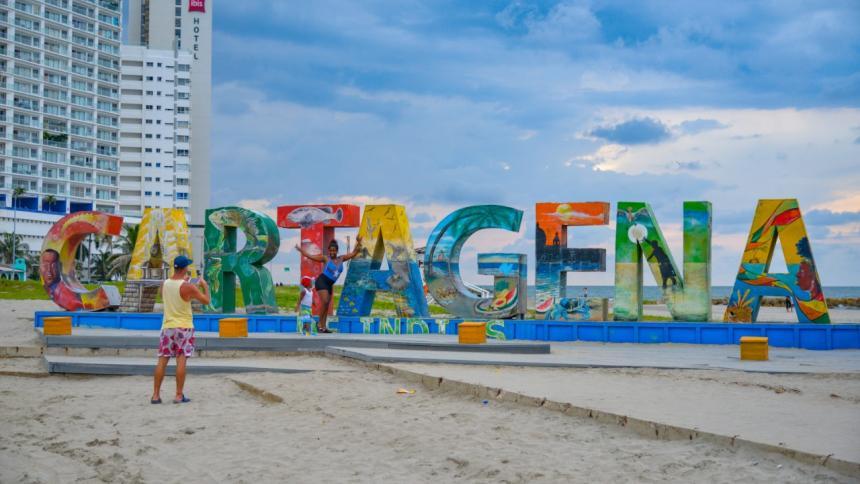 Fotos   Un recorrido por Cartagena celebrando su Fiesta de la Independencia
