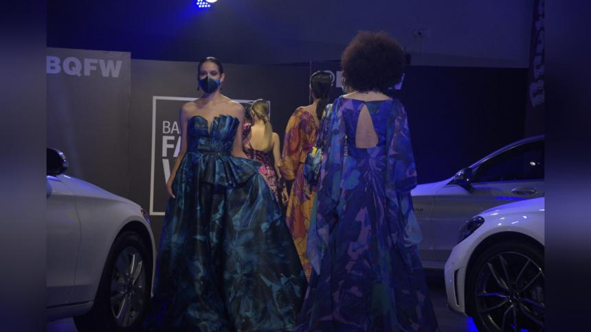 Ecos de un Barranquilla Fashion Week virtual y ecológico