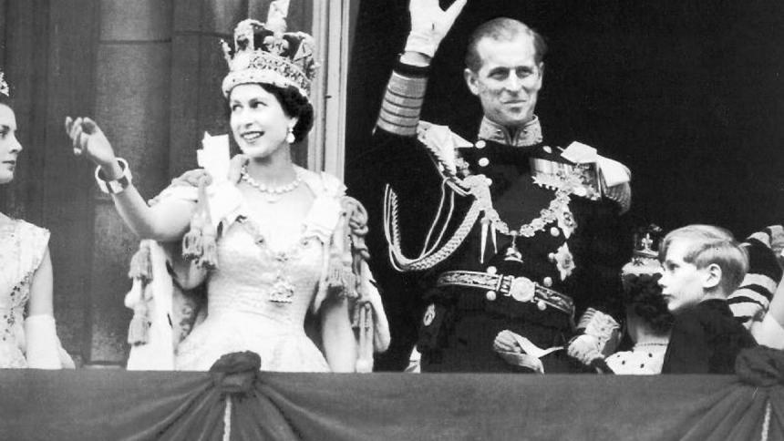 Momentos claves en la vida del duque de Edimburgo