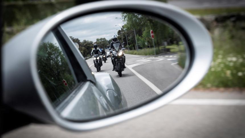 Motociclistas, en alerta por cifras de muertes en carretera