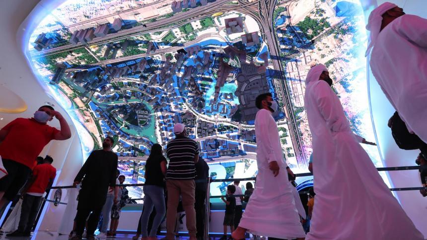 Dubai comienza la fiesta de Eid al-Fitr