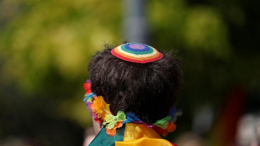 La Marcha del Orgullo LGTB por las calles de Jerusalén