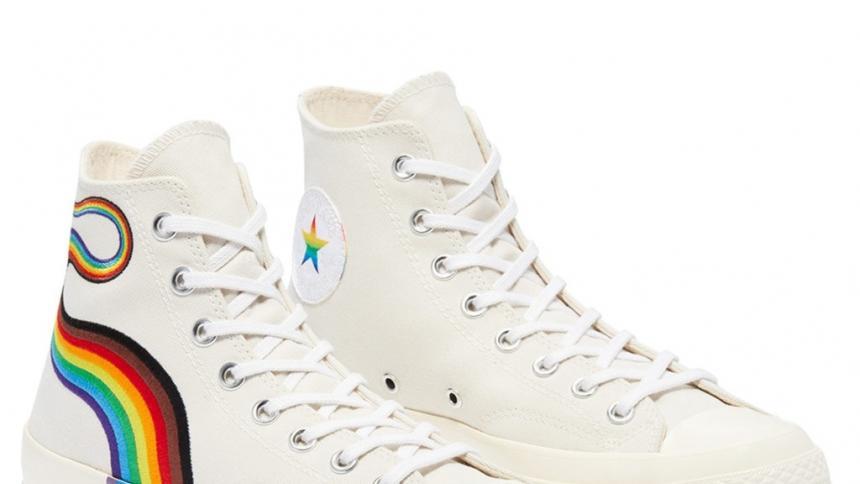 Con diseños e iniciativas, la moda celebra el mes del orgullo LGBTQIA+