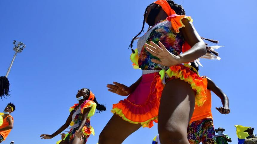 Amor de patria: así vive Barranquilla el 20 de Julio