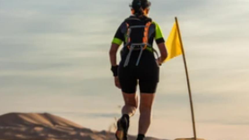 La maratón del desierto del Sáhara | Columna de Néstor Rosania
