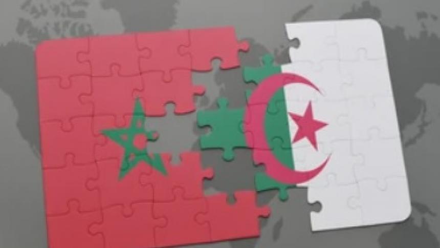 Relaciones diplomáticas entre Argelia y Marruecos  columna de  Ahmed Hachemi