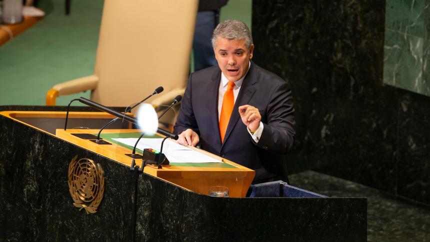 Senador Iván Duque VS presidente Iván Duque| Columna de Néstor Rosanía