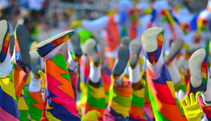 'Recocha multicolor', tomada por José Esteban Rolong.