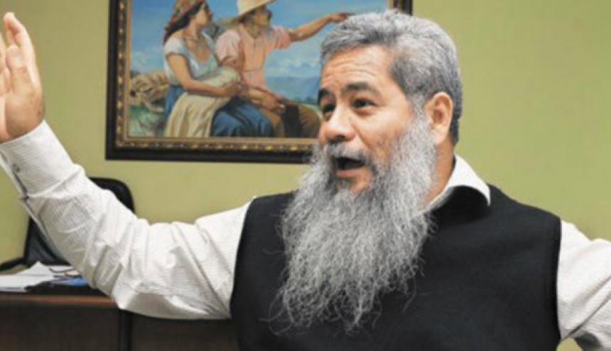 Gerardo Bermúdez, alias Francisco Galán.
