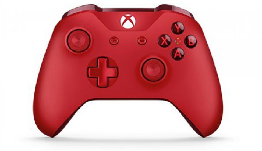 Aspecto del nuevo control que tendrá la Xbox One.