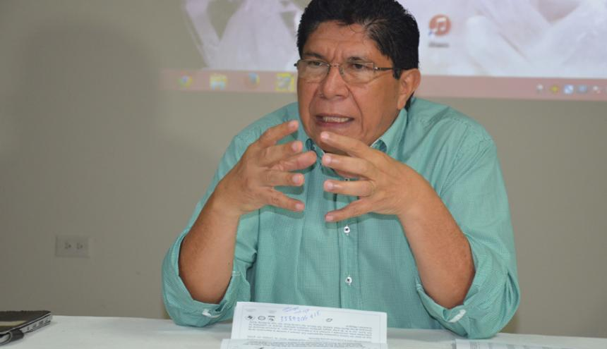 Iván Augusto Sierra Martínez, suspendido.