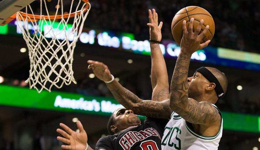 Thomas, de los Celtics.