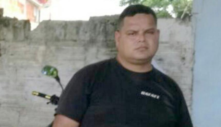 Fernando Caicedo Arteta, asesinado de tres tiros.