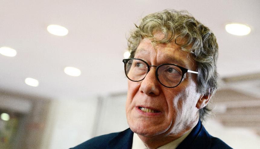 José Luis Ballescá, especialista médico.