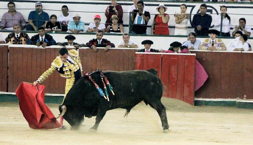 El alcalde aseguró que no se permitirán las corridas de toros en Cartagena en 2018.
