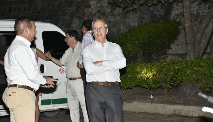 Luis María Calvo, arquitecto argentino.