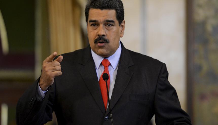 """El más reciente ejercicio tuvo lugar en agosto pasado y, según Maduro, participaron más de un millón de """"combatientes""""."""