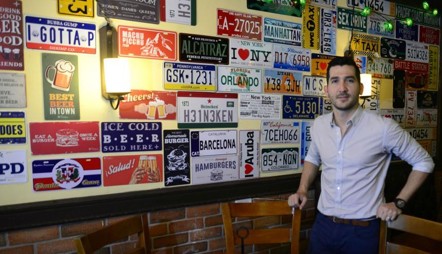 Giancarlo Pugliese, socio de Subscorp S.A.S.